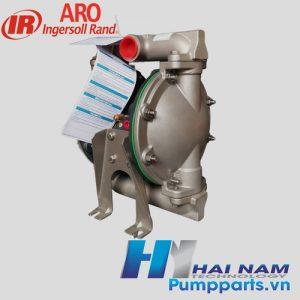 Bơm màng khí nén ARO 66612B-244-C-V (1 inch inox teflon)