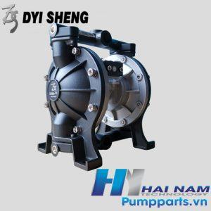 Bơm màng khí nén TDS DS04-AAT-TASS-02 (0.5 inch nhôm Teflon)
