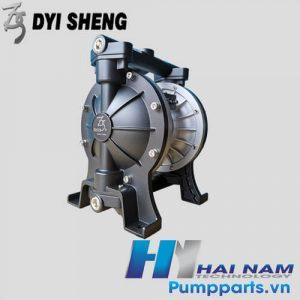 Bơm màng khí nén TDS DS10-AAT-TATS-02 (1 inch nhôm teflon) Bơm xăng dầu, dung môi