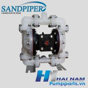 Bơm màng khí nén SANDPIPER S05 (0.5 inch nhựa)