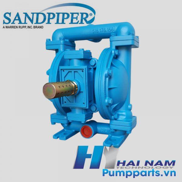 Bơm màng khí nén SANDPIPER S1F (1 inch Nhôm)
