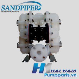 Bơm màng khí nén SANDPIPER S10 (1 inch nhựa)
