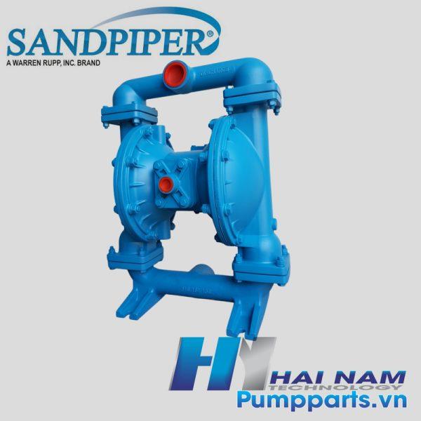 Bơm màng khí nén SANDPIPER S15 (1.5 inch Nhôm)