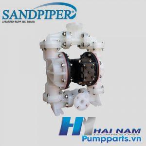 Bơm màng khí nén SANDPIPER S1FB3P2PPUS000 (1 inch nhựa Teflon)