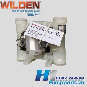 "Bơm Màng Wilden P.025 (1/4"" - 18.1 lpm)"