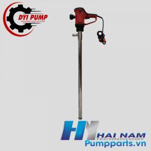 bơm thùng phuy điện DYI HLB2000-5000