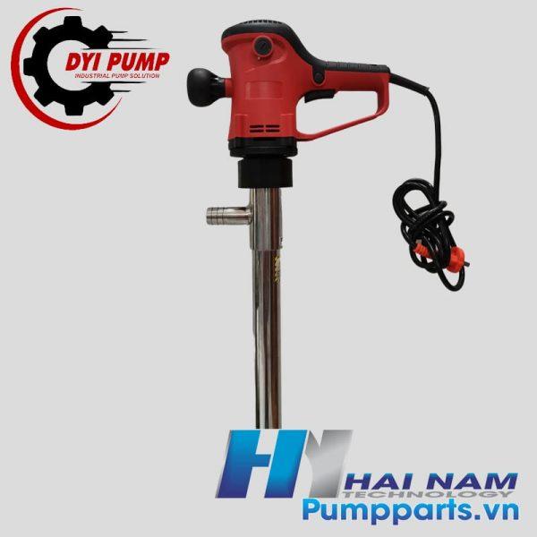 bơm thùng phuy điện DYI HLB2200-8000
