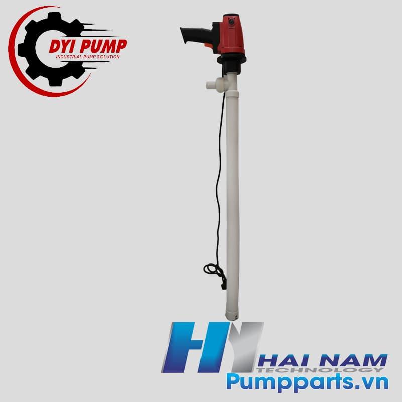 Bơm thùng phuy điện DYI HLB450-PP