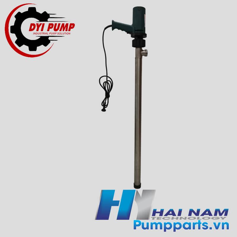 Bơm thùng phuy điện DYI HLB450-SUS
