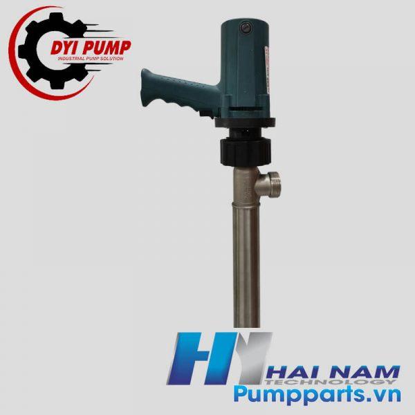 Bơm thùng phuy điện DYI HLB750-SUS