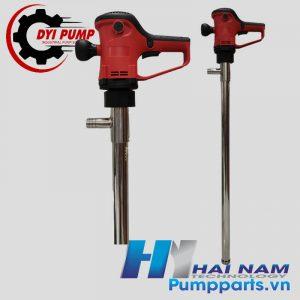 bơm thùng phuy điện DYI HLB1600-800
